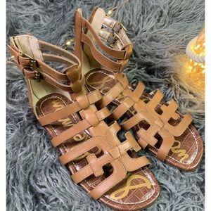 Sam Edelman Women's Gaton Sandal - USED ONCE -